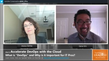 "TechNet Radio: (Part 1) Accelerate DevOps with the Cloud - What is ""DevOps"" and Why is it Important for IT Pros?"
