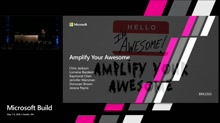 Amplify your Awesome