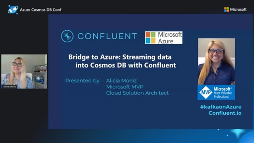 Bridge to Azure: Streaming data into Cosmos DB with Confluent