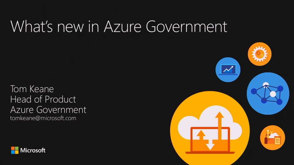 What's New in the Azure Government Cloud