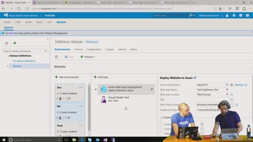 Episode 66 - ALM Series: Releasemanagement mit Visual Studio Team Services