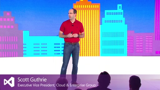 Keynote: Developers in the mobile-first, cloud-first era