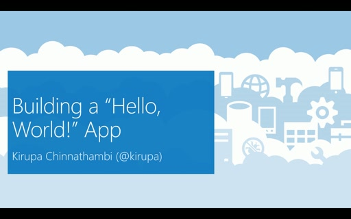 Creating your first Hello World app with Tools for Apache Cordova