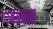 What's new with ASP.NET 5 (en)