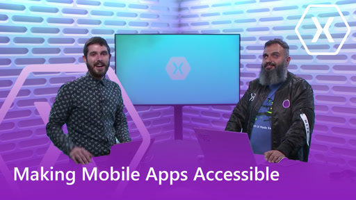 Making Mobile Apps Accessible