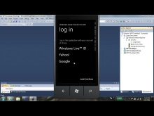 Getting Started with ACS and the Windows Azure Toolkit for Windows Phone 7