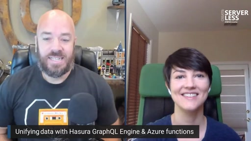 Unifying data with Hasura GraphQL Engine & Azure functions