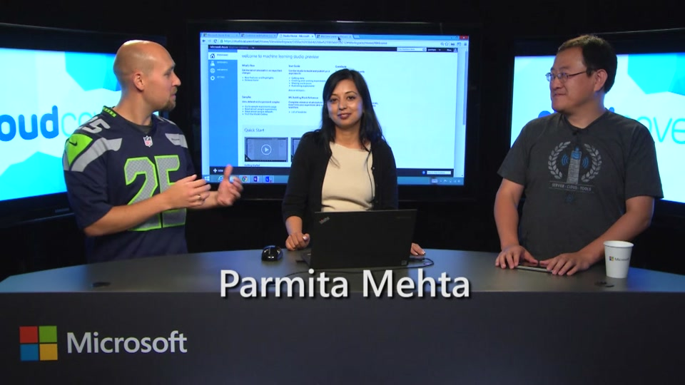 Cloud Cover 151: Azure Machine Learning with Parmita Mehta