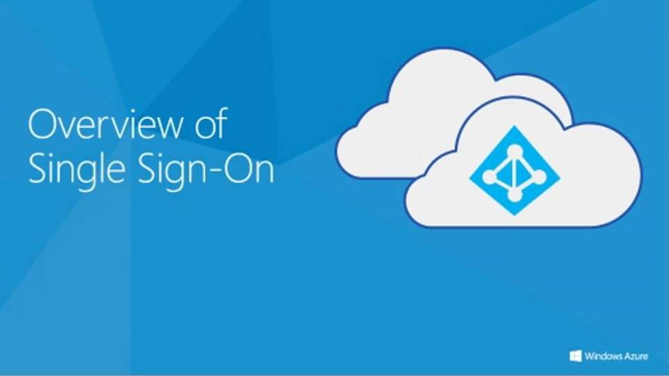Overview of Single Sign-On