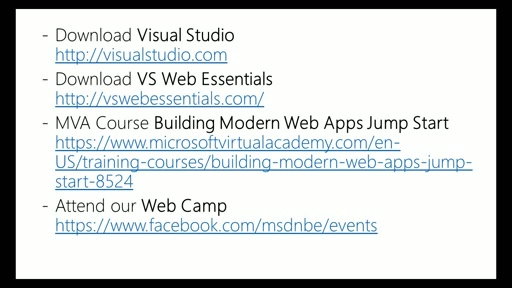 Visual Studio Web Dev Tips: VS Web Essentials