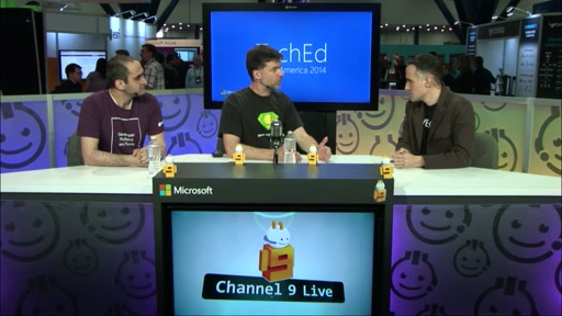 Channel 9 Live: .NET Framework Q&A