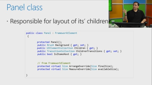 XAML Deep Dive for Windows & Windows Phone Apps: (03) Panels and Layout