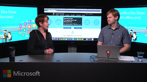 Office Dev Show - Episode 23 - Getting Started with a Ruby App