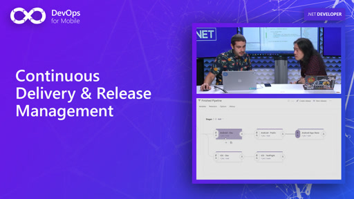 Continuous Delivery & Release Management | DevOps for Mobile