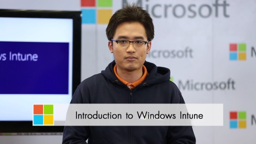 Introduction to Windows Intune PART 1/2
