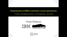 Generalization of ERM in Stochastic Convex Optimization: The Dimension Strikes Back