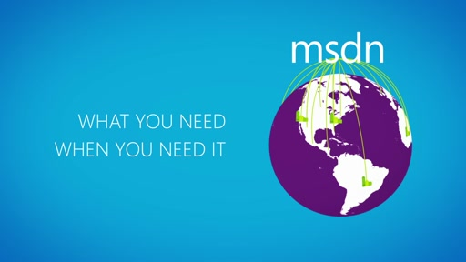 Get the most from your msdn