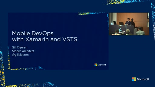 Continuous integration and delivery with Xamarin and VSTS