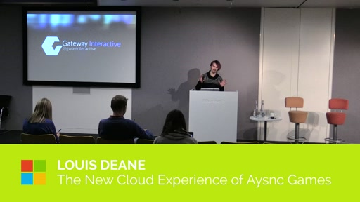 The new Cloud Experience of Async Games
