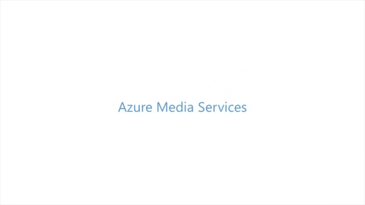 Build 2014 - Azure Media Services