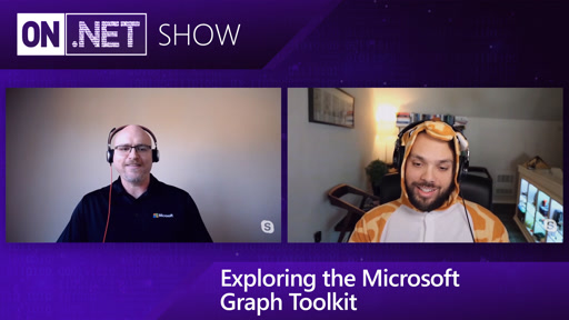 Exploring the Microsoft Graph Toolkit