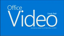 Introducing the New Office Video Experience