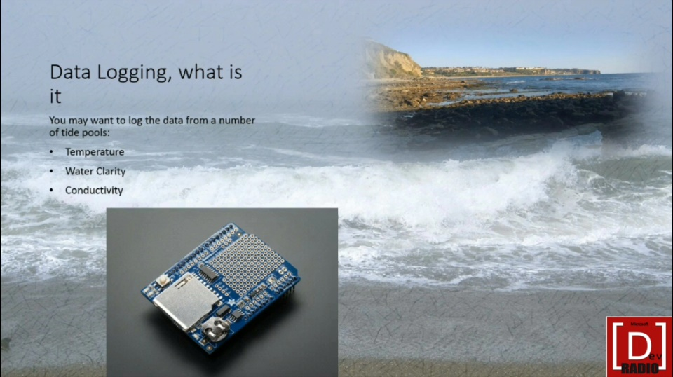 Making the Internet of Things - (Part 4) Exploring the Littoral Space - Data Storage