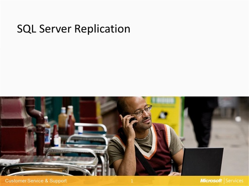 SQL Server Replication