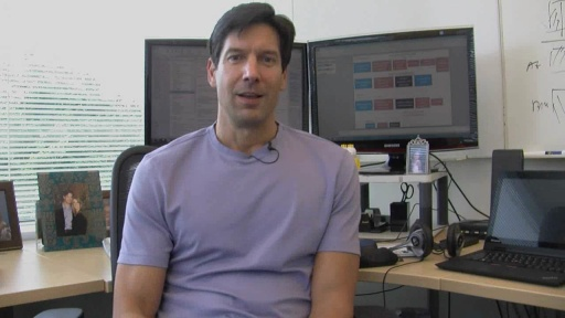 TechEd Quick Shot - Mark Russinovich