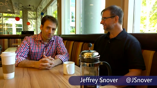 Tuesdays with Corey: Nano Coolness with Jeffrey Snover