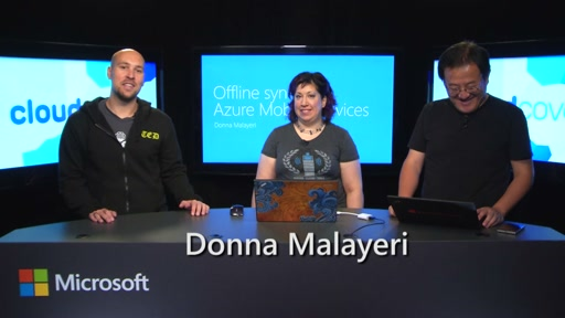 Episode 155: Offline Sync with Donna Malayeri