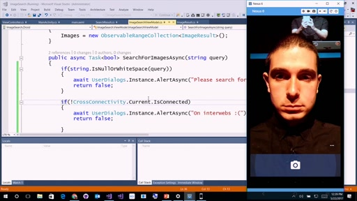 Go Mobile with Visual Studio, C#, and Xamarin