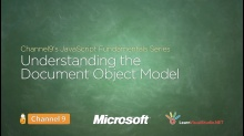 Understanding the Document Object Model - 13
