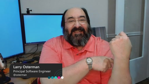 What's your favorite feature? | One Dev Question with Larry Osterman