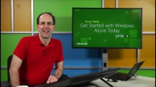 Get Started with Windows Azure Today: (01) Overview of Azure
