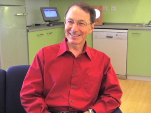Rick Rashid: Leading Microsoft into the Future with Research
