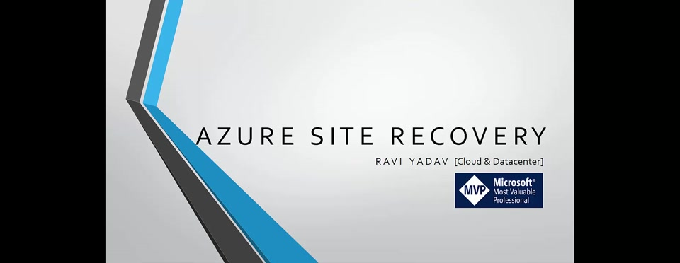 Azure Site Recovery (ASR) with Windows 2016