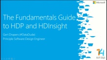 The Fundamentals Guide to HDP & HDInsight