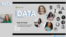 Panel: Data for Good