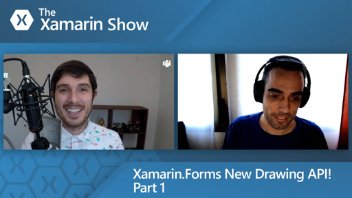 Xamarin.Forms New Drawing API! Part 1
