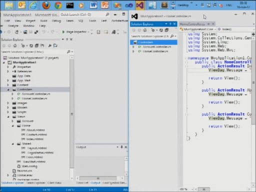 What\u2019s New in Visual Studio 2012 and C# 5.0 - Part 1 ...