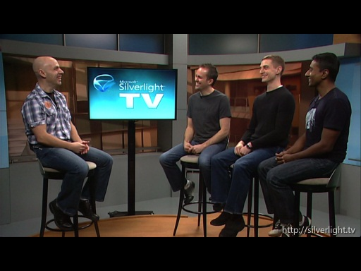Silverlight TV 62: The Silverlight 5 Triad Unplugged