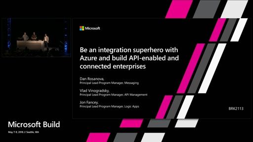Be an integration superhero with Azure and build API-enabled and connected enterprises