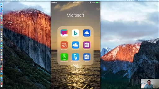 Microsoft Apps for iOS and Android Users