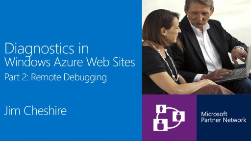 Remote Debugging in Microsoft Azure Web Sites
