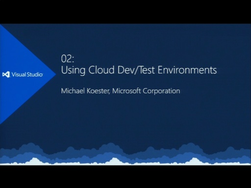Katapult.12 - Cloud 9 - Scenario 2: Using Cloud Development/Test Sandbox Environments