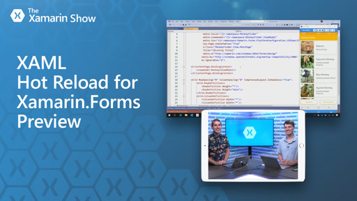 XAML Hot Reload for Xamarin.Forms Preview