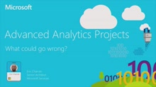 Advanced Analytics Projects - What Could Go Wrong?