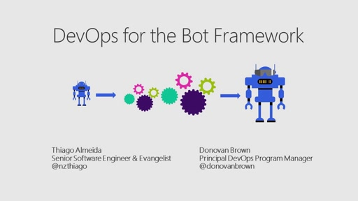 Continuous Deployment and Release Management for the Bot Framework