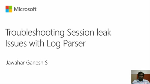 Troubleshooting IIS and ASP.NET Issues with Log Parser - Session Leak
